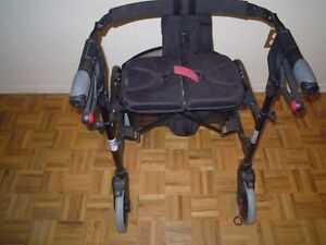 2 Collapsible Walkers (1 Nexus) in Very Good Condition-$75 Each