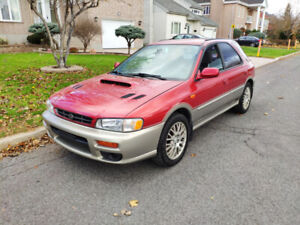 2000 Subaru Impreza Outback AT with 2,5rs MT part car