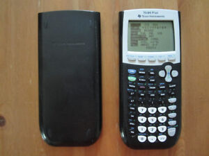 Calculatrice Graphique TI-84 Plus Graphing Calculator