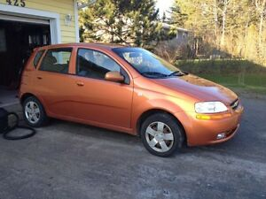 2006 Aveo Brand New All Seasons