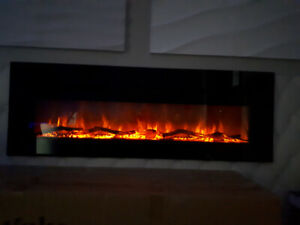 Electric Fireplace 40'' or 50'' Built-IN*LIMITED TIME SPECIAL