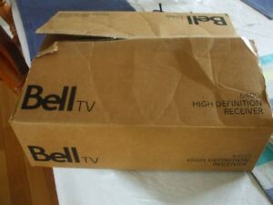 Bell High Definition TV Receiver