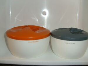 Home Presence Thermal Bowls with Lids