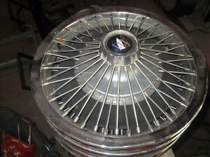 Buick Wire Wheel Covers London Ontario image 1