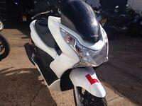 Honda Pcx 125cc 2013 hot grips included