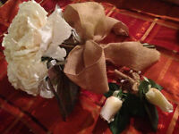 Bridesmaid Bouquets, Boutioneers