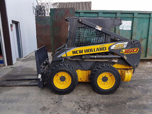 New Holland L160 Skidsteer **Only 670hrs**