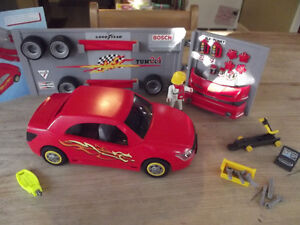 Playmobil Modding Garage Set 4321