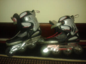 ROLLERBLADE SPARK 84, SIZE 9, CALL #226 344 5107