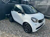 2017 smart fortwo 1.0 Prime Twinamic (s/s) 2dr Coupe Petrol Automatic