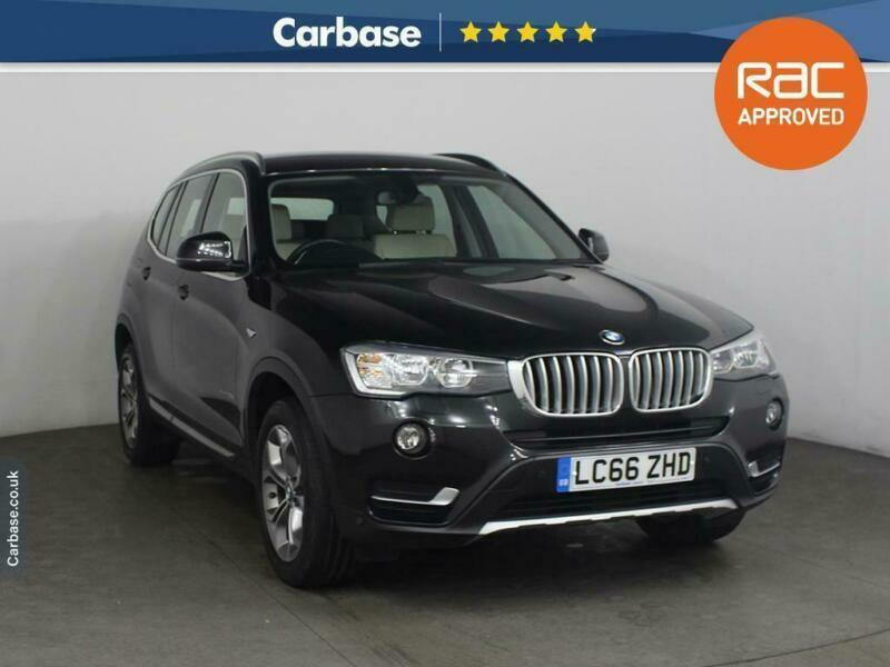 2016 BMW X3 xDrive20d xLine 5dr Step Auto - SUV 5 Seats SUV Diesel Automatic