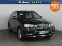 2016 BMW X3 xDrive20d xLine 5dr Step Auto - SUV 5 Seats SUV Diesel Automatic