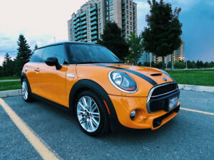 2015 MINI Mini Cooper S S Coupe (2 door)