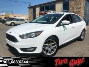 2015 Ford Focus SE - Bluetooth -  Sync