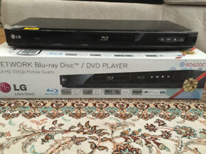 LG HD Player/Washer/SteamVac/Coffee Maker/Air Conditioner