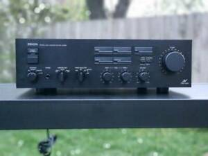Denon PMA-500V Stereo Integrated Amplifier Japanese Made Phono Input