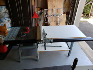 "Banc de scie // Table saw 10"" Delta 34-441 - Unisaw"