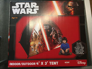 Kids Star Wars Tent
