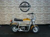 1974 Fantic TX7 50cc Iconic Mini Monkey Bike