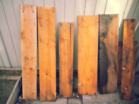 Barn boards for sale!