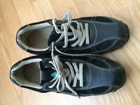Leather Safety Shoes (CSA Approved)