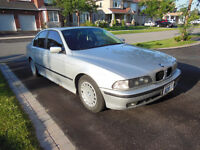 2000 BMW 528i - First reasonable offer will be accepted