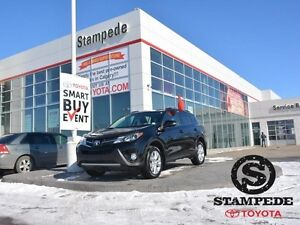 2013 Toyota Rav4 AWD 4DR LIMITED W/NAVIGATION   - Certified - Lo