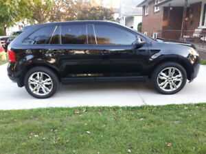 2012 EDGE SEL  ALL WHEEL DRIVE  FULL GLASS ROOF  LEATHER  SALE