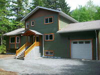 Brand New 5 bedroom home on 2 acres