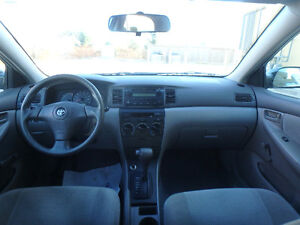 2006 Toyota Corolla CLEAN - NO ACCIDENT - ALLOYS - CERTIFIED Kitchener / Waterloo Kitchener Area image 11