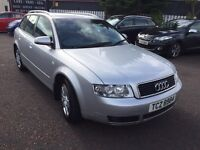 Audi A4 Avant/Estate AUTO 1.9TDI, 1 family Owner, much recent work completed.