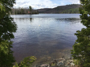 Chelsea Cottage for rent with Gatineau River beach access