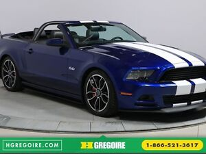 2013 Ford Mustang GT 5.0 CONVERTIBLE CUIR MAGS