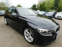 2013 BMW 3 SERIES 320I M SPORT TOURING LOW MILEAGE + GREAT SPEC ESTATE PETROL