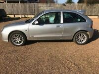 2005 MG/ MGF ZR 1.4 105 Silver 3dr Hatch, Cheap Px, **ANY PX WELCOME**