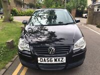 w polo 1.4 SE tdi 80 2007 one owner service history,AA/rac welcome p-exchange welcome £30 to tax