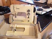 Bernina 801 matic sewing machine