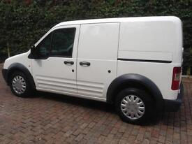 FORD TRANSIT CONNECT VAN LX 12 MONTHS MOT ELECTRIC WINDOWS