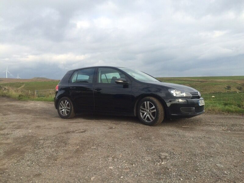 Volkswagen Golf Mk6 1.6 tdi bluemotion