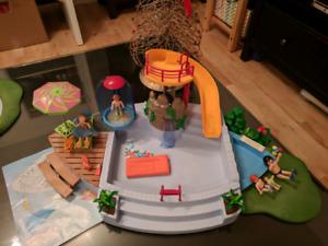 Piscine Playmobil