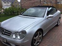Mercedes CLK 200K sport