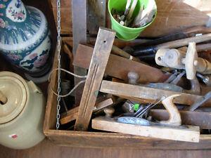 Antique Tool Clearance Sale Cambridge Kitchener Area image 2