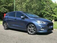 2019 Ford Fiesta 1.0 EcoBoost 125 ST-Line Edition 5dr HATCHBACK Petrol Manual