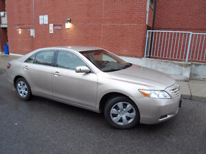 2007 TOYOTA CAMRY LE , ONLY 127 KM , CLEAN CAR , WELL KEPT !!!