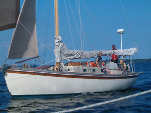 one of a kind, sailed 2014