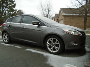 2012 Ford Focus SEL Wagon