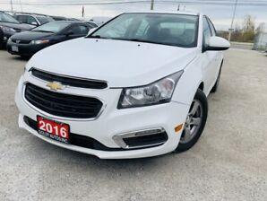 2016 Chevrolet Cruze Limited 4dr Sdn LT w/2LT