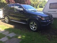 BMW X5 3D sport in great condition