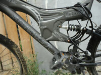 Supercycle 6061 - with Flat tires, bike needs TLC and tune up.