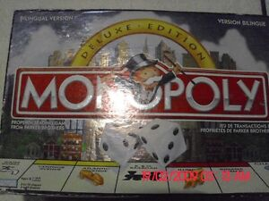 Chess and Monopoly Games